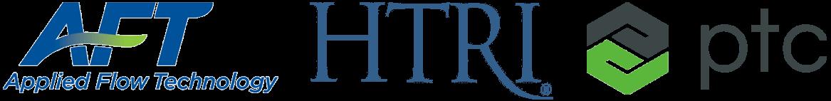 ImageGrafix Engineering Solutions DMCC - AFT HTRI PTC Group Logos